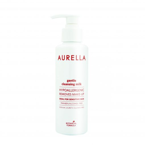 Aurella Gentle Cleansing Milk Bella Clinic MY