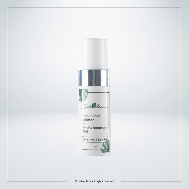 Cool-Down Primer + Hydra Recovery Gel-01