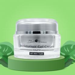 Moisturiser gel cream