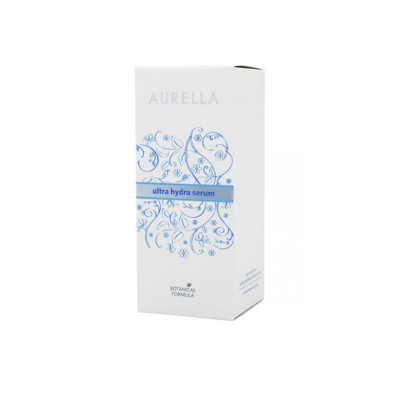 Aurella Ultra Hydra Serum 4 Bella Clinic MY