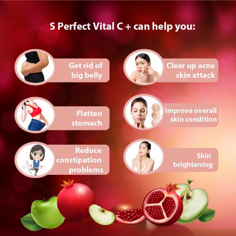 Vital -C benefit 7