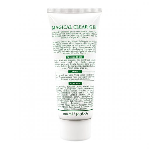 Magical Clear Gel 1