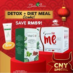 Detox + Diet Meal