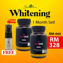 Whitening 1 Month Set